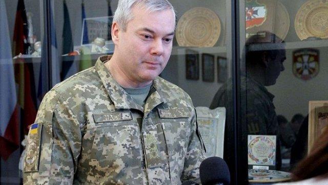 Порошенко призначив Сергія Наєва командувачем Об'єднаних сил