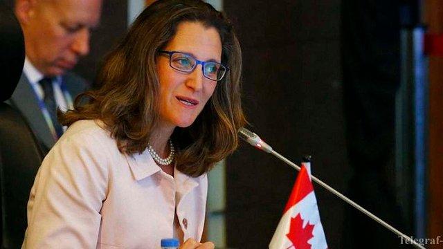 Канада виділить майже $5 млн на підтримку ЗСУ