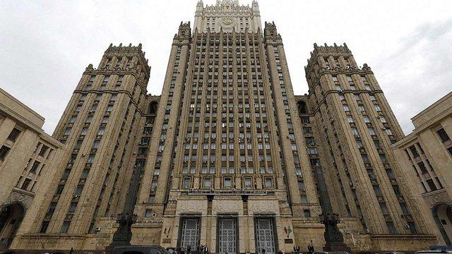 Росія висилає британських дипломатів у відповідь на дії Лондона