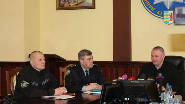 Поліція убезпечила мирні зібрання громадян на Закарпатті