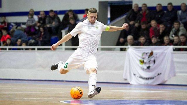 Львівська «Енергія» виграла Кубок України з футзалу