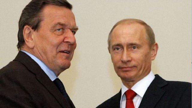 Павло Клімкін заявив, що не пропонував вводити санкції щодо екс-канцлера Німеччини