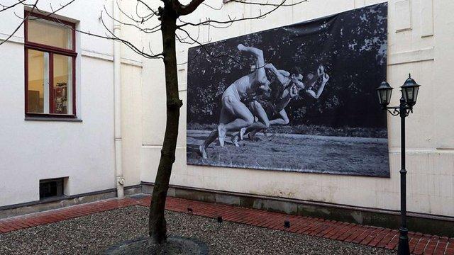 У Львові відкрили виставку довоєнних фотографів