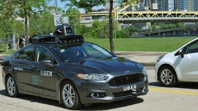 В США безпілотний автомобіль Uber уперше збив на смерть людину