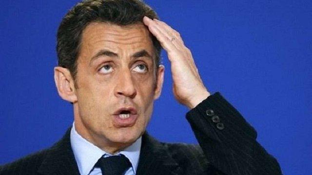 У Франції затримали екс-президента Ніколя Саркозі