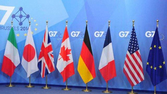 Посли G7 закликали Україну скасувати е-декларації для антикорупціонерів