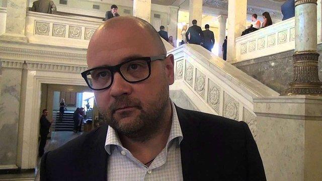 Народному депутату Дмитрові Святашу заборонили виїзд за кордон через борги