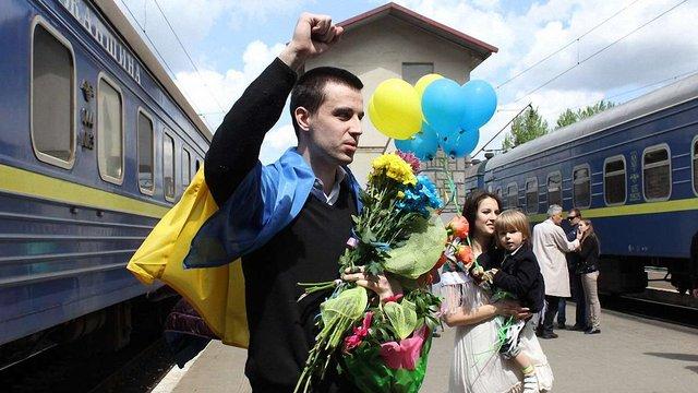 У Львові відбувся показ фільму про українського політв'язня Юрія Яценка