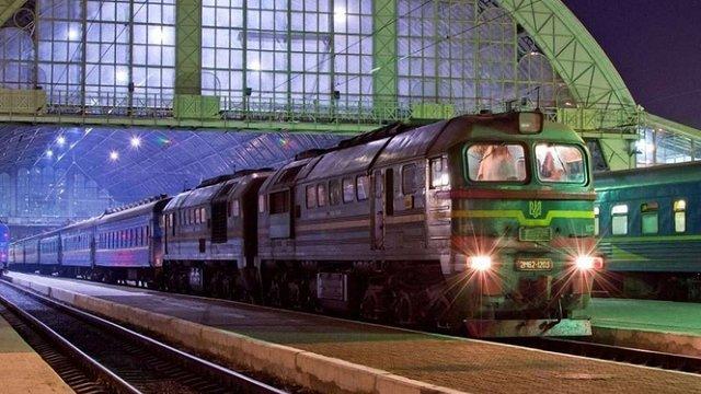 «Укрзалізниця» призначила два додаткових потяги до Львова на Великдень
