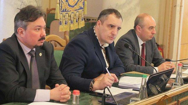 Львівська облрада стане власницею земельної ділянки, на якій розташовані будівлі ЛОР та ЛОДА