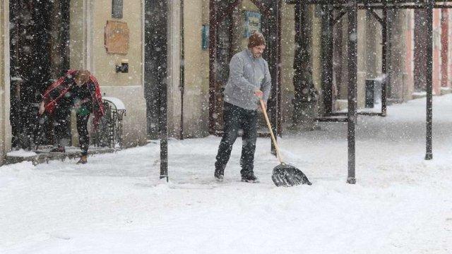 За добу у Львові випало понад 18% місячної норми опадів