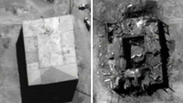 Ізраїль розсекретив дані про знищення у 2007-му році ядерного реактора в Сирії