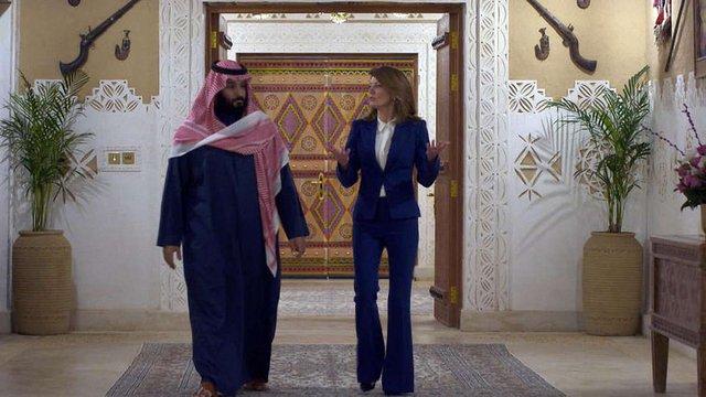 Саудівський принц Мухаммед заявив про намір повернути жінкам їхні громадянські права