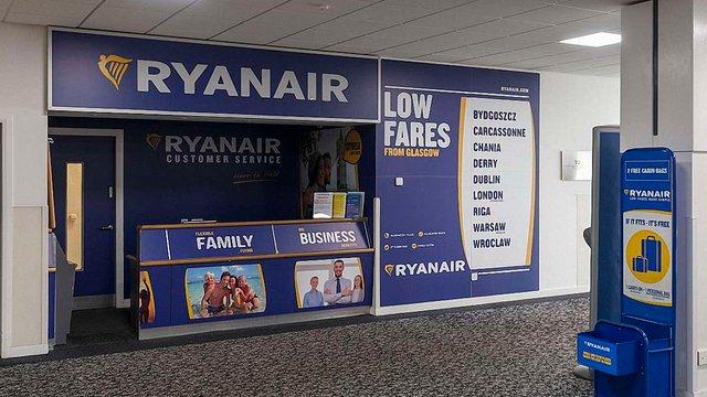 Аеропорт «Бориспіль» домовився з лоукостером Ryanair