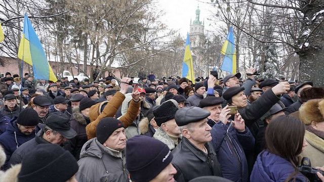 На Львівщині почали виплату підвищених пенсій колишнім військовослужбовцям та правоохоронцям