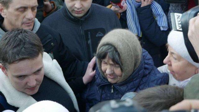 СБУ затримала Надію Савченко