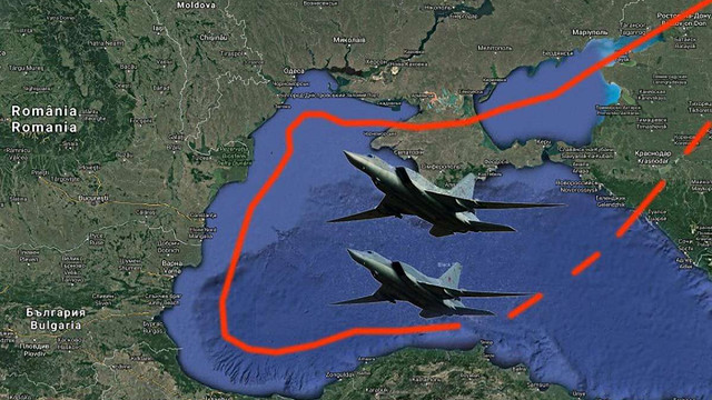 Україна привела в бойову готовність систему ППО після провокації російських винищувачів