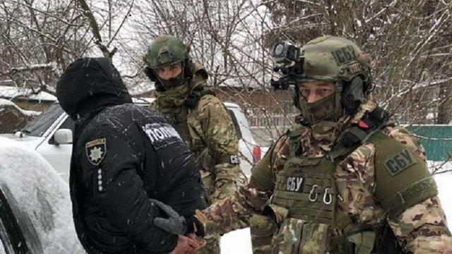 На Харківщині капітана поліції затримали за підозрою в шпигунстві на користь Росії