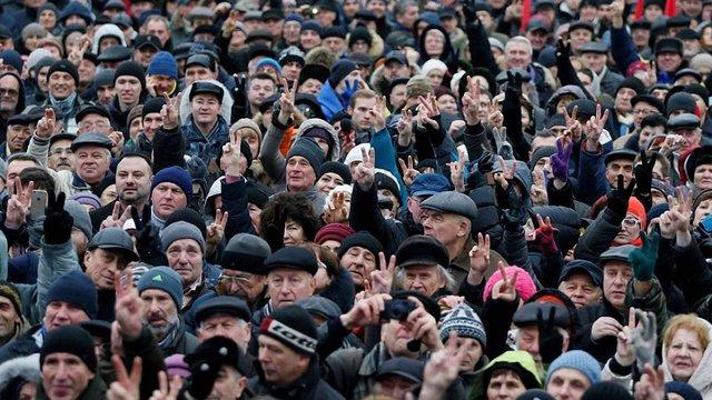 Ініціативна група «Першого грудня» закликала українців не «промайданити» державу