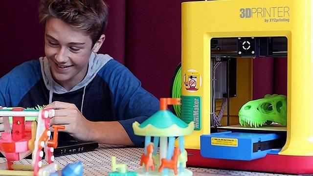 У Львові для 31 школи закупили 3D-принтери за ₴648 тис.