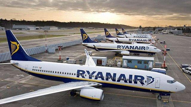 Ryanair планує закупити нові літаки Boeing для рейсів з України