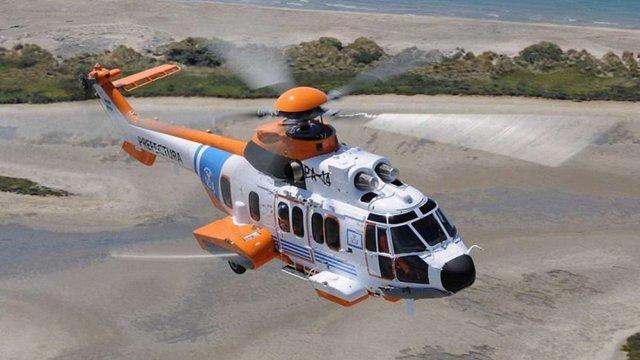 Україна має намір купити у Франції гелікоптери для рятувальників