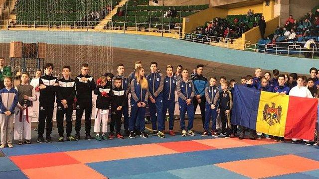 На міжнародні змагання з карате до Львова приїхали 1,5 тис. спортсменів