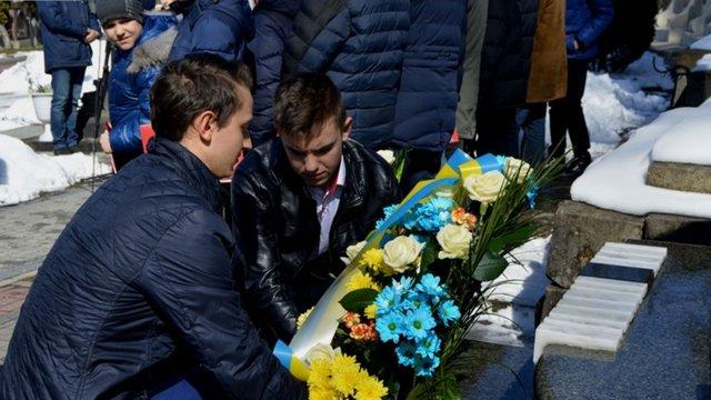 У Львові вшанували пам'ять композитора Ігоря Білозора