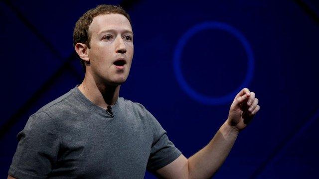 Facebook за тиждень втратив $58 млрд