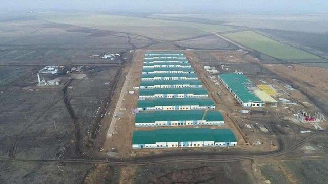 Міноборони будує військові табірні містечка за стандартами країн НАТО