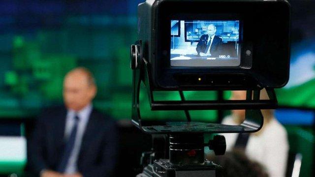 Російські телеканали транслюють пропаганду в ЄС, використовуючи британську ліцензію на мовлення