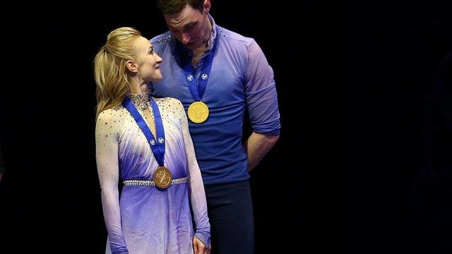 Українка вшосте стала чемпіонкою світу з фігурного катання