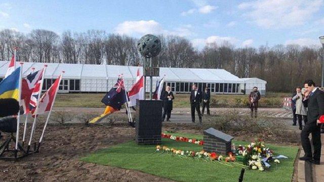 У Нідерландах відкрили меморіал пам'яті жертв катастрофи рейсу MH17