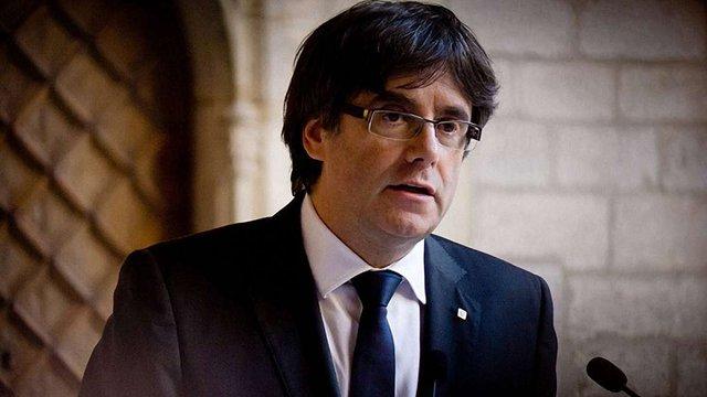 Німецький суд заарештував екс-голову парламенту Каталонії Карлеса Пучдемона