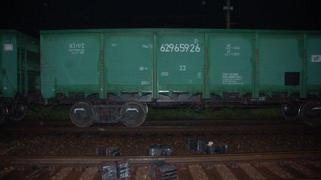 У Польщі розкрили чергову схему контрабанди сигарет залізничними вагонами з України