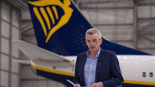Ryanair планує працевлаштувати 250 українських IT-фахівців і створити дата-центр в Україні