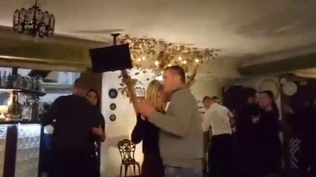 Тернопільських поліцейських відправили на два місяці в зону АТО  через танці під Газманова