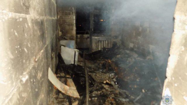 Під час пожежі у Стрию загинув 52-річний чоловік
