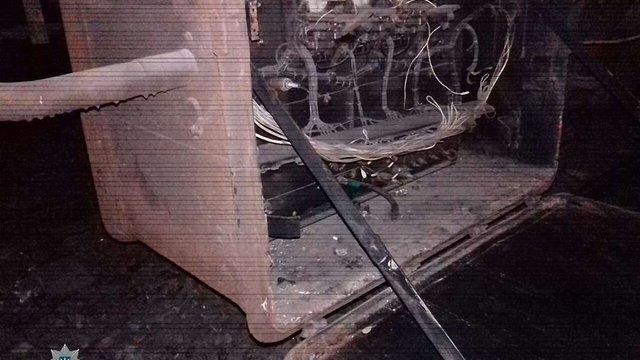 У Львові затримали злодіїв мідних кабелів із залізничного депо
