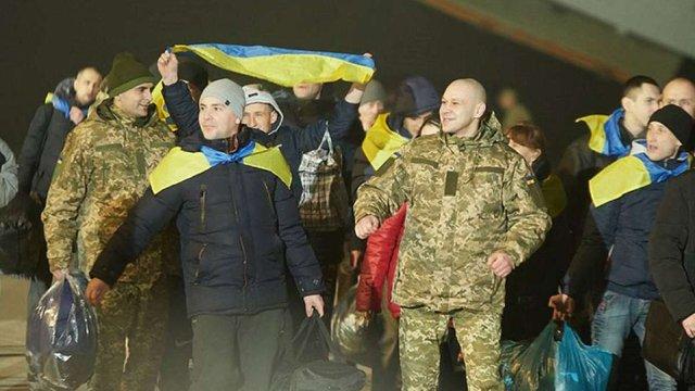 Звільнені у грудні з полону українці досі не отримали допомоги від держави