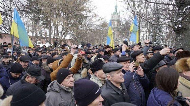 Пенсії силовиків на Львівщині зросли в середньому на 1560 грн