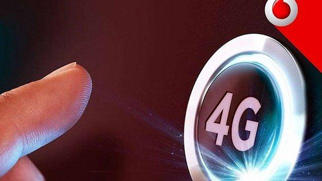 Vodafone заявила про готовність запустити 4G у Львові 30 березня