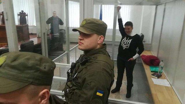 Апеляційний суд не випустив Надію Савченко на волю із СІЗО