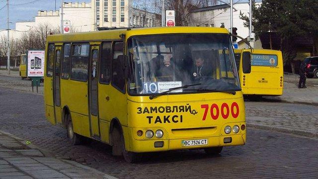 Львівська мерія укладе тимчасові договори з перевізниками ще на три місяці