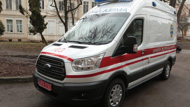 Меценат зі США подарував неонатальному  центру Львівщини реанімобіль вартістю €100 тис.