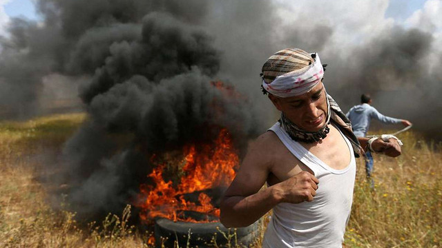 Через сутички у секторі Гази загинули 12 осіб, сотні поранених