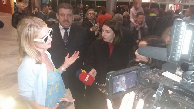 До Львова прилетіла американська світська діва Періс Хілтон