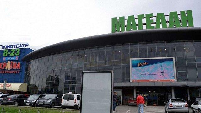 У Києві водії не поділили дорогу й влаштували стрілянину біля ТРЦ «Магелан»