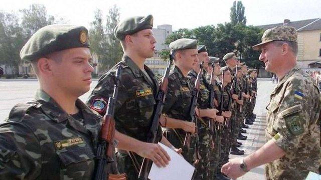 З 2-го квітня в Україні починається весняний призов на строкову службу