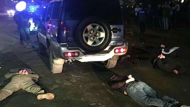 В Івано-Франківську сталася стрілянина біля нічного клубу, є поранені